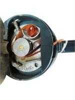 HUBLEY ELECTRAMATIC 50 BATTERY POWERED PISTOL