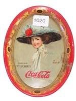 3 COCA-COLA TIP TRAYS (1910, 1913 & 1916)