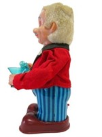 BLUSHING WILLY BATTERY OPERATED TOY WITH BOX