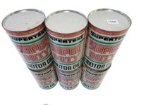 6 REPRO SUPERTEST SUPER DUTY 1QT CANS