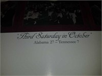 """""""Third Saturday in October """"Daniel Moore print"""