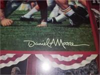 """""""Third Saturday in October """" Daniel Moore print"""
