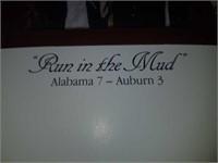 """Daniel Moore """"Run in the Mud"""" signed print"""