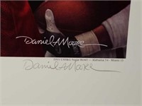 """Signed Daniel Moore """"Tradition Continues"""" Print"""