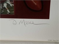 "Signed Daniel Moore ""Between the Lines"" A.P Print"