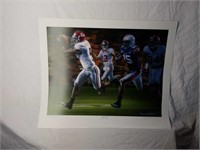 """Signed Daniel Moore """"The Drive"""" Numbered Print"""