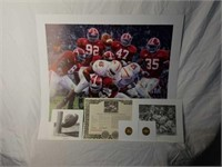 """Signed Daniel Moore """"Rocky Stop"""" A.P Print 79/704"""