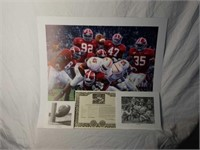 """Signed Daniel Moore """"Rocky Stop"""" A.P Print 679/704"""