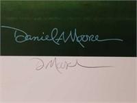 "Signed Daniel Moore ""Never Again"" A.P Print"