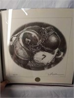 Daniel Moore Original Pencil Drawings Portfolio