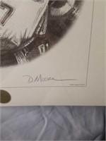 Daniel Moore Original Pencil Drawings Portfolio