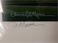 "Signed Daniel Moore ""The Shutout"" Print"