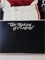 "Signed Daniel Moore ""Making of a Legend"" Print"