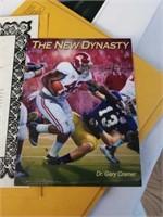 "Signed Daniel Moore ""Crimson Dynasty"" BCS Champs"