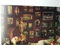 "SIGNED Moore & Stallings ""Crimson Dynasty"" Print"