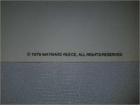 Maynard Reece winter ring necked pheasants print