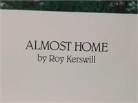 """Beautiful Roy Kerswill """"Almost Home"""" Print"""