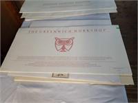 """Signed Scott Kennedy """"Silent Observer"""" Print"""