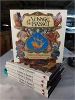 """Voyage of the Basset"" Books by James Christensen"