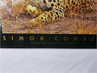 "3 ""An African Experience"" Books by Simon Combes"
