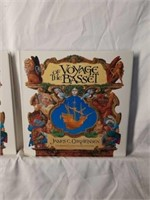 "2 ""Voyage of the Basset"" Book by James Christensen"