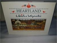 Heartland by Charles Wysocki signed