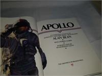 Apollo hardback book by Alan Bean
