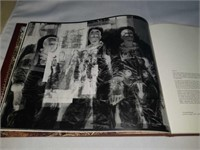 Paul Calle signed artists journey book