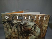 Autographed by Carl Brenders wild life book