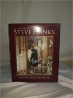 Autographed The art of Steve Hanks book