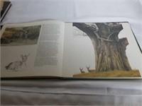 Signed The World of  Robert Bateman book