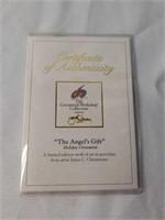 """James Christensen """"Angel's Gift"""" Ornament"""