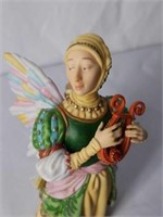 """James Christensen """"Gift of Music"""" Ornament"""