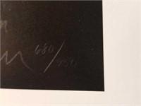 "Signed Stephen Lyman ""Sounds of Sunset"" Print"
