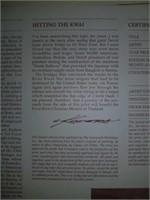 "Signed Craig Kodera ""Hitting the Kwai"" Print"