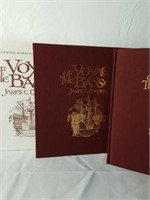 """SIGNED """"Voyage of the Basset"""" Book by Christensen"""