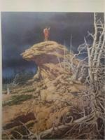 Bev Doolittle Prayer for the wild things print