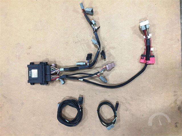 TRIMBLE RATE & SECTION CONTROLLER Other on radio harness, suspension harness, obd0 to obd1 conversion harness, electrical harness, oxygen sensor extension harness, nakamichi harness, amp bypass harness, safety harness, alpine stereo harness, pet harness, dog harness, pony harness, cable harness, maxi-seal harness, battery harness, engine harness, fall protection harness,