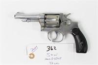 S & W .32 CAL REVOLVER