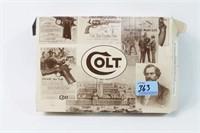 COLT .380 PISTOL 1 MAGAZINE, ORIGINAL BOX AND