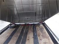 Triton 2 place alum. snowmobile trailer w/ Bear Ca