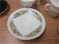 Odd cups and saucers