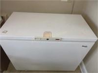 Small chest freezer
