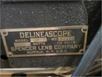 Delineascope