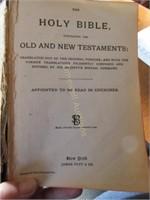 Three bibles