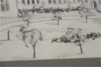 Sketch of First Presbyterian Church