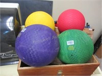 Grouping of balls
