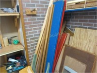 Miscellaneous wood