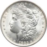 $1 1883-O PCGS MS67