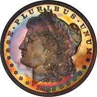 $1 1882 PCGS PR68 CAC